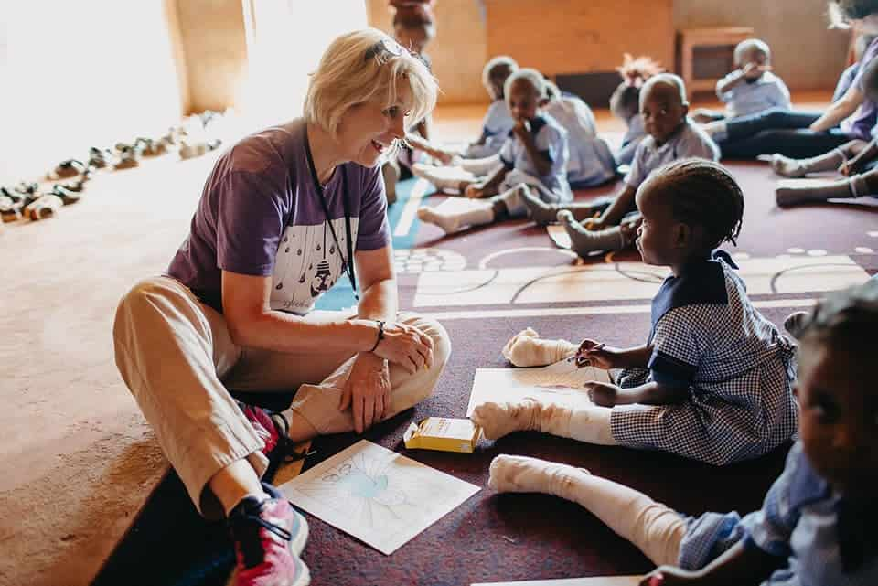 Bonna visits Nairobi