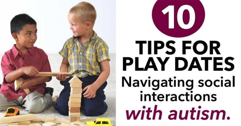 10 Tips for Play Dates