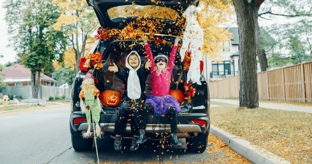 Try Trunk-or-Treating for a safe Halloween during COVID