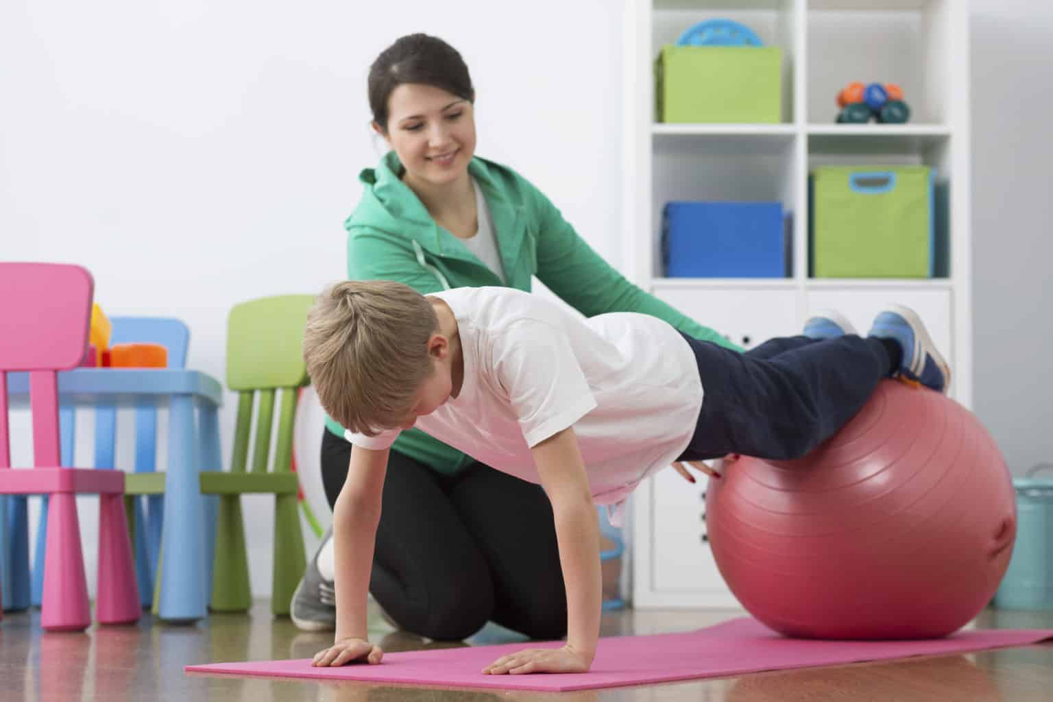 You are currently viewing Four Things You Should Know About Physical Therapy